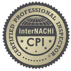Certified by the International Association of Certified Home Inspectors